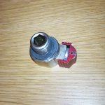 Wellgo QRD M111 折り畳みにおすすめなペダルをワッシャーで調整