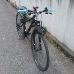 クロスバイク改造 ジャンクなGIANTがすてきな買い物チャリになるまで