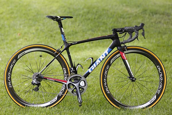 Giant TCR Advanced SL