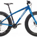 おすすめのファットバイクはKONAとTREK 4インチ極太タイヤの自転車