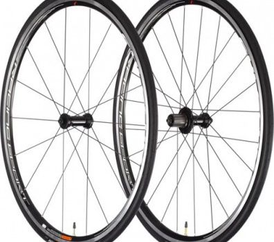 Fulcrum Racing Sport Road Wheelset inc Tyres