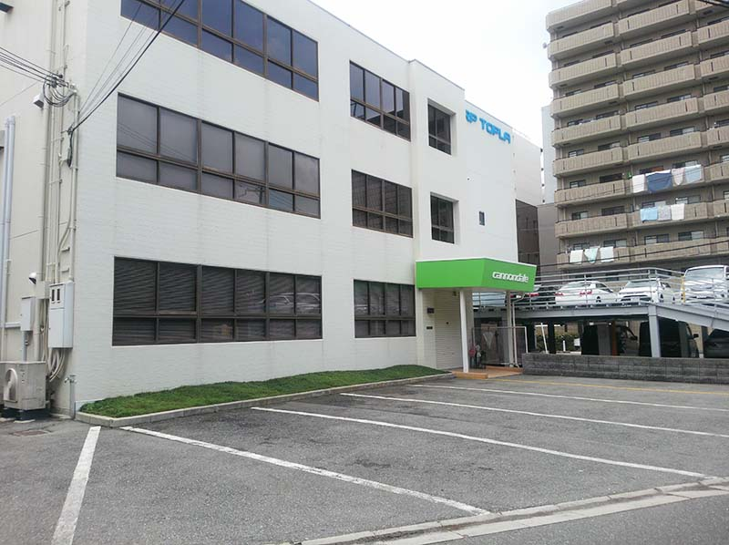 CANNONDALE JAPAN本社