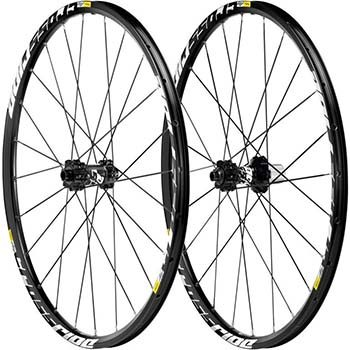 Mavic Crossride Disc MTB Wheelset 2015