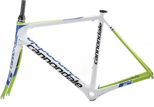 cannondale supersix 5 frame set