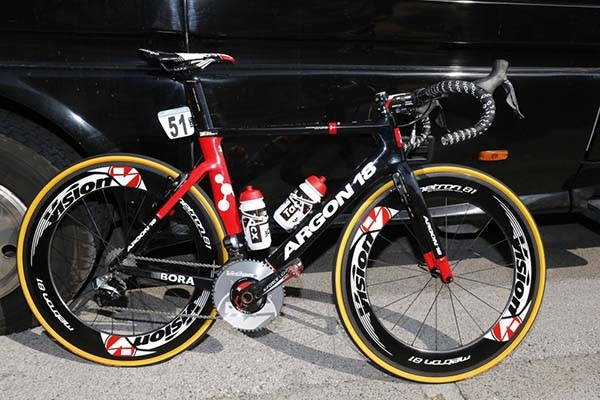 Bora-Argon 18 Galliun Pro ~via Cycling Weekly