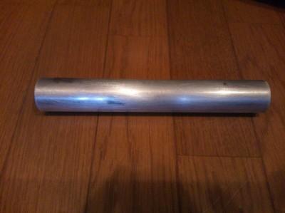 自作アルミパイプスペーサー23cm