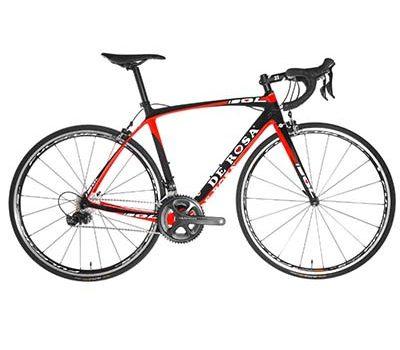 De-Rosa-Idol-Ultegra-6800-2016-Road-Bikes-Black-Red-SS16-DERIDOLBK6800R4BR47-0
