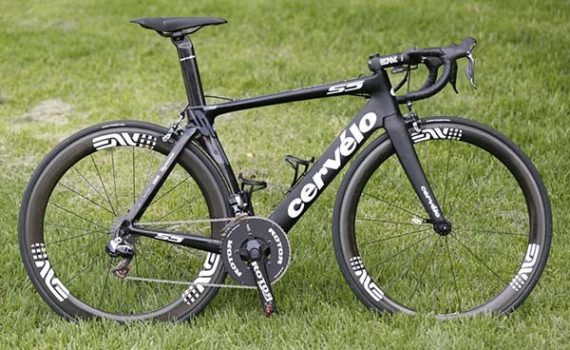 Diminsion Data cervelo R5 via Cycling Weekly Photo:Sunada