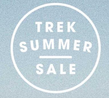 TREK SUMMER SALE2016