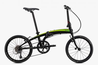 TERN VERGE N8 2016 ブラックグリーン