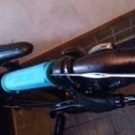 べたべた自転車グリップの超かんたんな外し方と交換方法