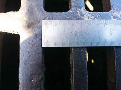 蓋隙間27mm