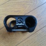 LITEPROの軽量ハンドルポジションチェンジャーでポジションをインチアップ