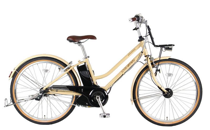 あさひルイガノ電動自転車