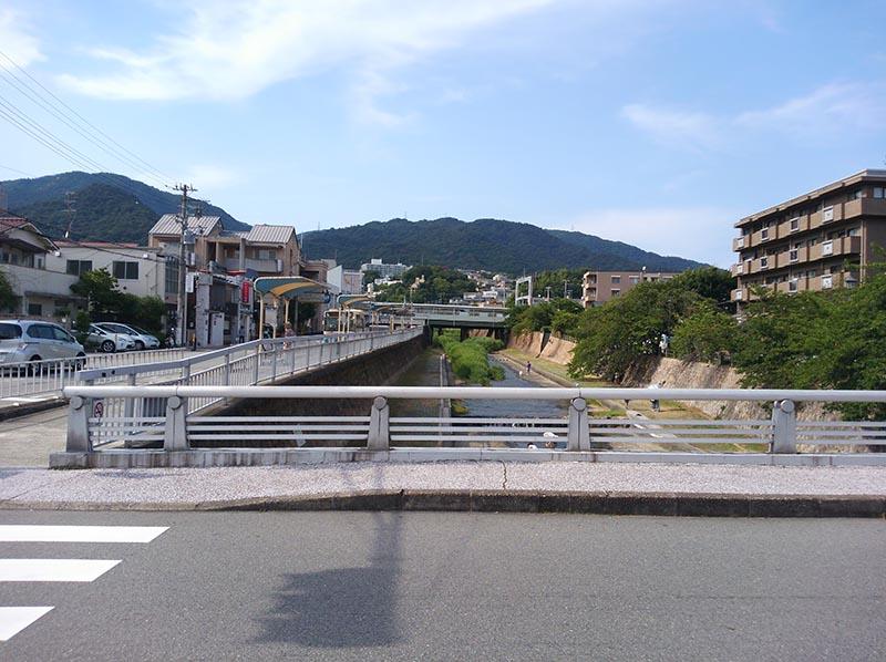 2016年8月11日 夙川