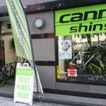 Cannondale心斎橋 キャノンデ直販店のコンセプトストアに行ってみた
