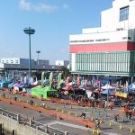 ワイズロード主催のスポーツバイクデモ大阪2016 行ってきました