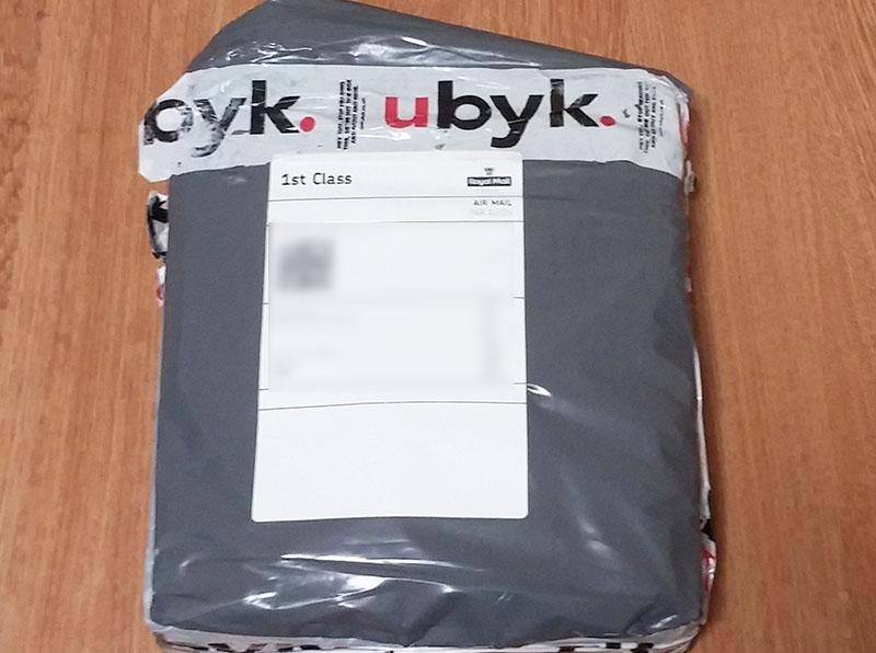 Ubykパッケージ