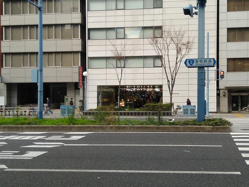 桜橋のシルベストサイクル梅田