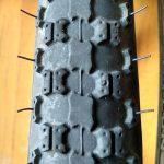 ロードバイクやミニベロのタイヤの寿命 交換時期は距離? 年数? 勘?