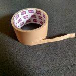リムテープの張り替え ガムテープや絶縁テープで代用できるか?