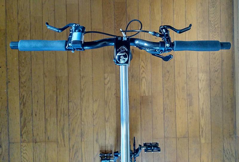 ハンドルバー未加工64cm