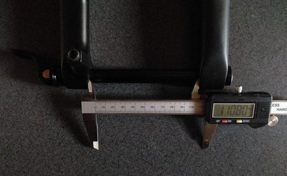 110mmエンド
