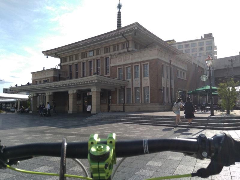 JR奈良駅旧庁舎スタバはなんと健在