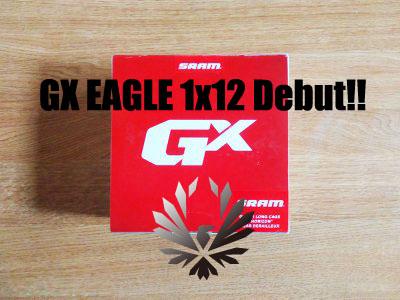 SRAM GX EAGLE