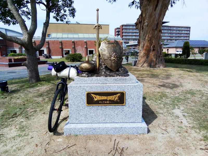 ドラクエ記念碑