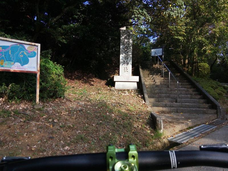 ゲキサカの終わり愛宕神社