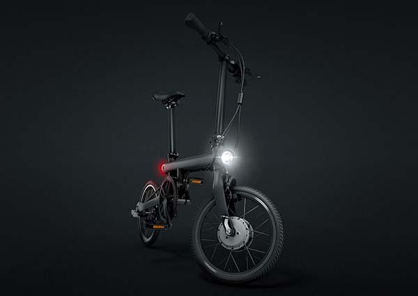 Xiaomi Qi Cycle カーボンフォールディングバイク