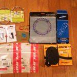 Wiggleで自転車パーツと工具を購入 5000円以上で送料無料