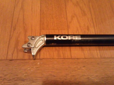 kore i-beam seatpost 27.2mm