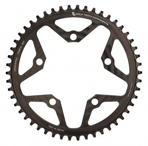 wolftooth narrow wide chainring bcd110 44t
