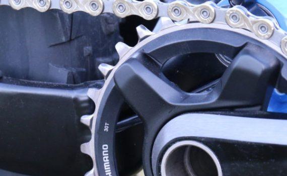 Shimano ナローワイドチェーンリング ~ bikerumor.com