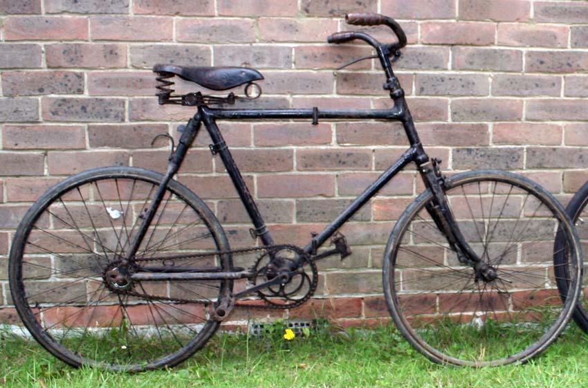 Bianchi 軍用携帯自転車
