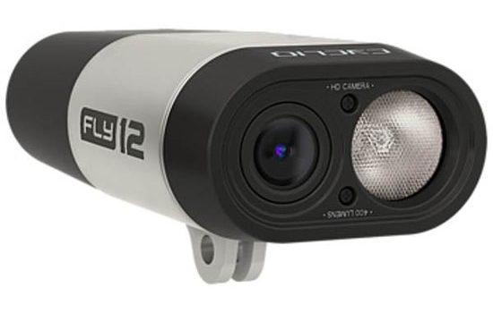 Cycliq Fly12 アクションカメラ