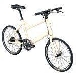 シマノアルフィーネ 内装変速コンポを搭載するBe Allの自転車