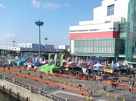 スポーツバイクデモ2016大阪