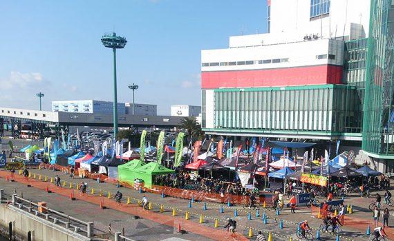ワイズロード主催スポーツバイクデモ大阪2016