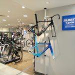 シルベストサイクルがなんば高島屋にオープン! 行ってみた