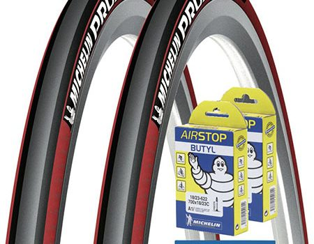 michelin pro 3 race set