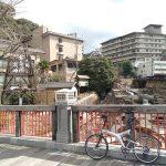 大阪から有馬へ自転車でGO! ヒルクラ、温泉、カレーうどん