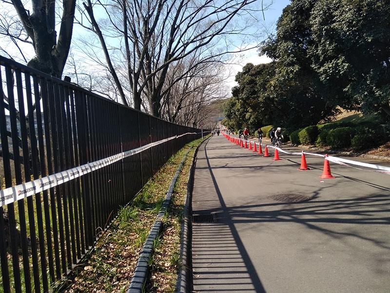 サイクルモード大阪万博試乗コース