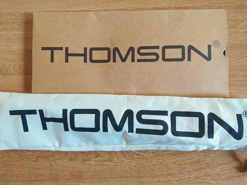 THOMSONパッケージ&巾着