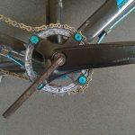 自転車のクランクを交換 決め手はコッタレス工具とボトムブラケット