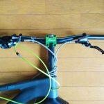 シフトワイヤー取り回し 外装式アウターケーブルは良い差し色になる
