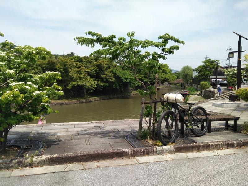 近江の水郷 八幡濠