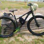 バイクパッキング コンパクトなバッグで行くイマドキ自転車短期旅行